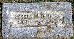 Bessie M <i>Homes</i> Bodger