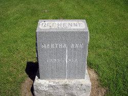 Martha Ann <i>Greene</i> DeChenne