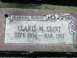 Claris M Ebert