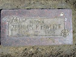 Zebulon P Fawcett