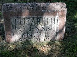 Elizabeth Helen <i>Polenske</i> Knoll