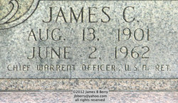 CWO James C Aulds