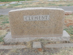 Sudie Ethel <i>Stansell</i> Clement