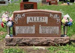 Margaret L Peg <i>Dietze</i> Allen