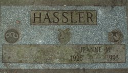Jeanne Meredith <i>Drake</i> Hassler