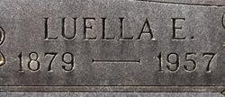 Luella E <i>Oliver</i> Argue