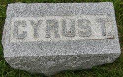 Cyrus T Ames