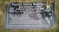 Paulita Maria <i>Sanchez</i> Rodriguez
