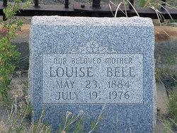 Louise <i>Barker</i> Bell