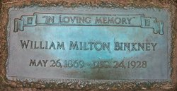 William Milton Binkney