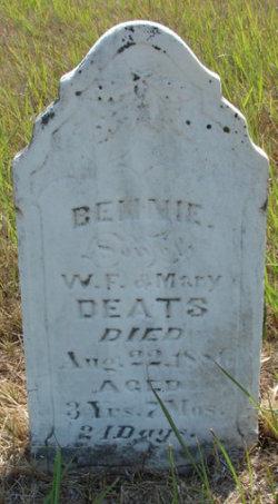 Bennie Deats