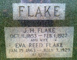Charity Eva Eva <i>Reed</i> Flake