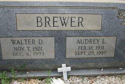 Audrey L. <i>Curtis</i> Brewer