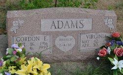 Virginia <i>Richardson</i> Adams