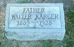 Walter Karger