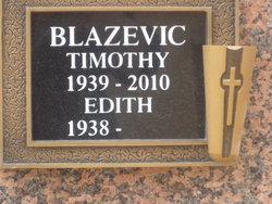 Timothy Michael Blazevic