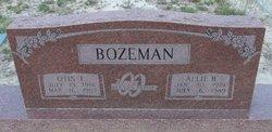 Allie B <i>McClaran</i> Bozeman