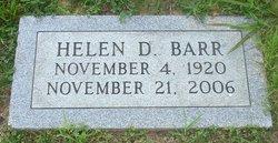 Helen D. <i>Johnson</i> Barr