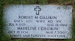Madeline I Gillikin