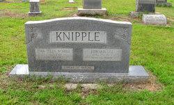 Lora Ellen <i>Womble</i> Knipple