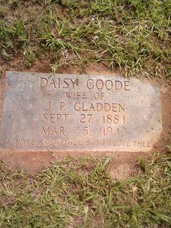 Daisey Panola <i>Goode</i> Gladden