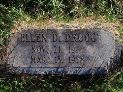 Ellen Victoria <i>Dobyns</i> Droog