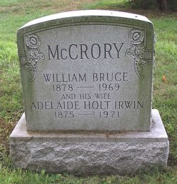 William Bruce Mccrory
