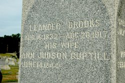 Ann Judson <i>Guptill</i> Brooks