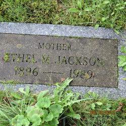 Ethel Maude Lancaster Jackson