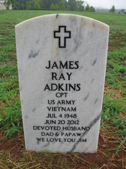 James Ray Jim Adkins