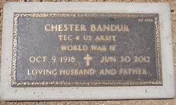 Chester J. Bandur