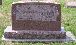 Marguerite <i>Scott</i> Allen