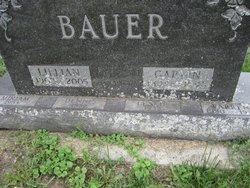 Lillian P. <i>Motz</i> Bauer