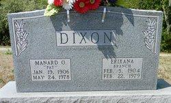 Manard Omar Pat Dixon