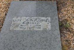 Ruby Lucilla <i>Montgomery</i> Barfield
