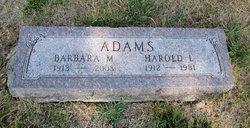 Harold Lee Adams