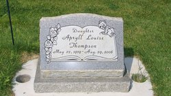 Apryll Louise Thompson