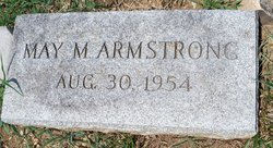 May <i>Marr</i> Armstrong