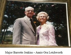 Major Barrett Jenkins