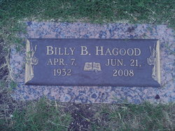 Billy B Hagood