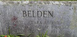 Clara A. <i>Boice</i> Belden