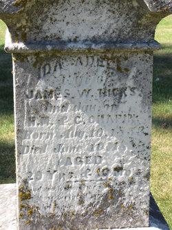 Ida Adelle <i>Chapin</i> Hicks