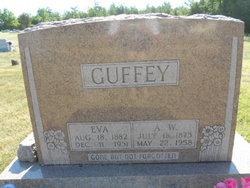 Eva Oma <i>Stockard</i> Guffey