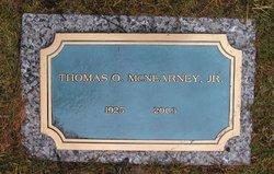Thomas O McNearney, Jr