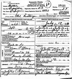 Ethel Deborah <i>Meade</i> Jacobs
