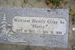 William Henry Harry Gray, Sr