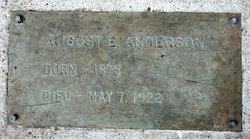 August E Anderson