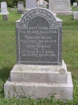 Franklin A. Bogue
