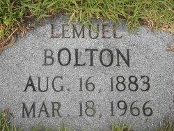 Lemuel Bolton