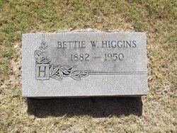 Betty W Higgins